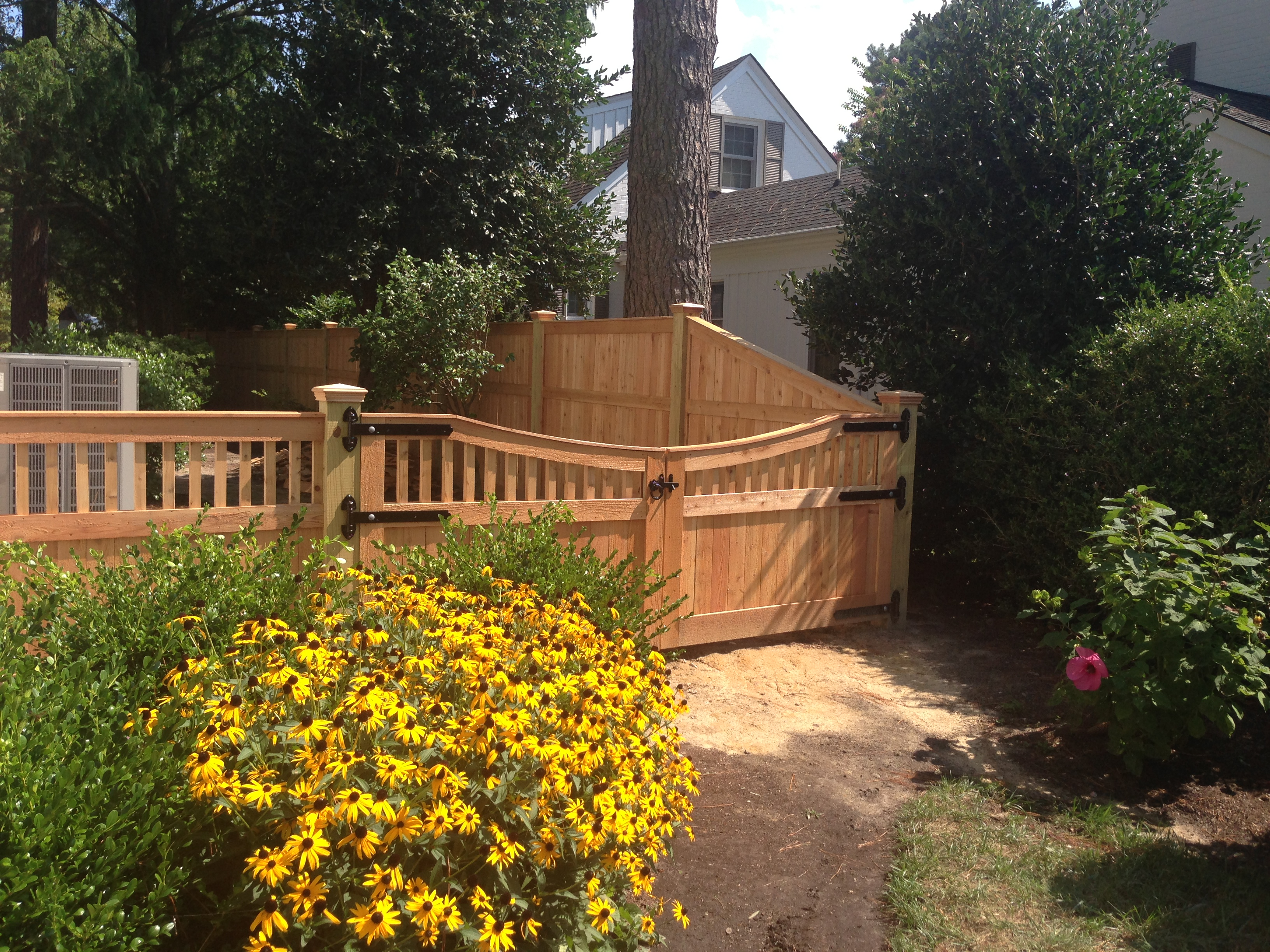 how to prepare your fence for winter hercules fence newport news