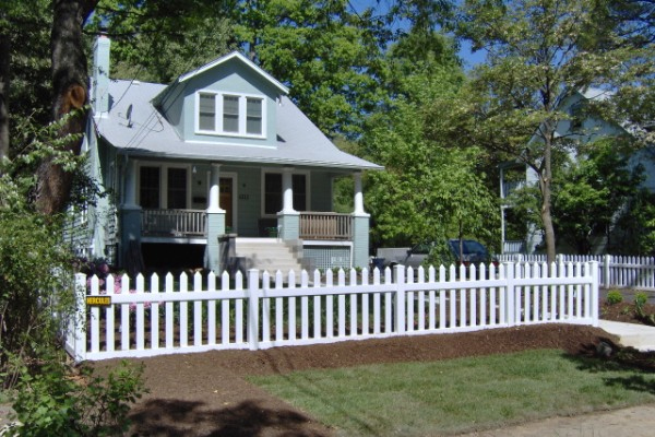 Picket Fences In Northern Virginia Hercules Fence