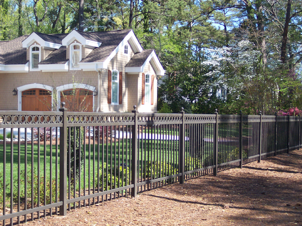 Steel Fences Vs The World Hercules Fence Newport News