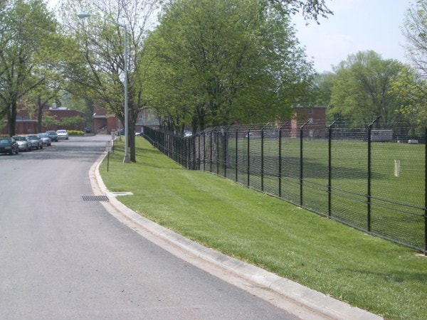 Newport News Force Protection Fences Hercules Fence