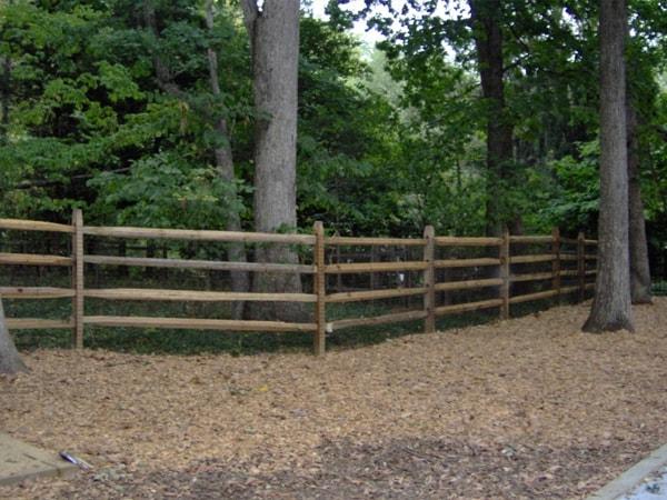 Newport News Residential Custom Wood Fences Hercules