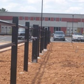 High Security Anti-Terrorism Cable Fence