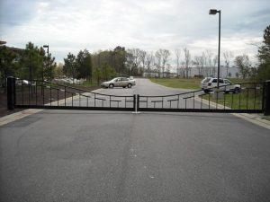 Lockheed Martin Aluminum Gates