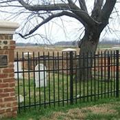Ornamental Aluminum Fence