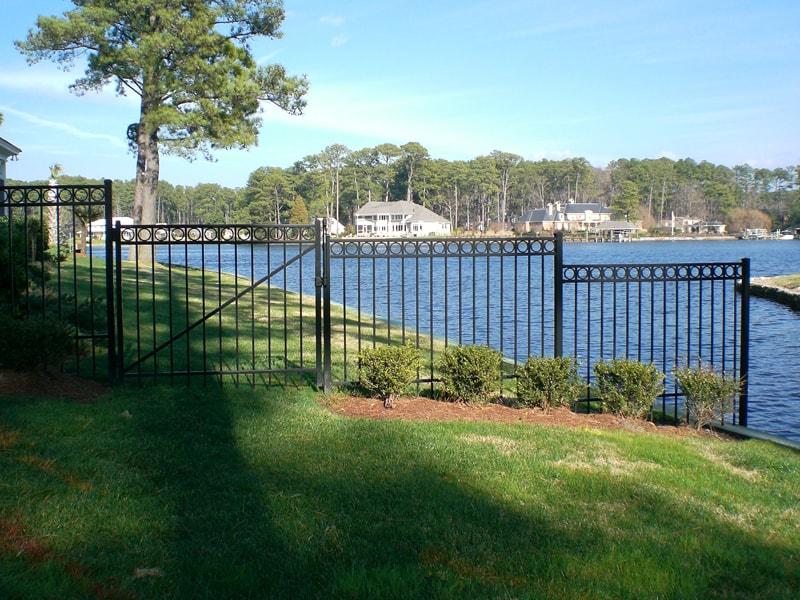 Newport News Fence Company Hercules Fence Virginia Va