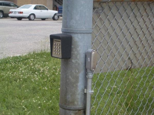 Newport News Access Control Fences Hercules Fence