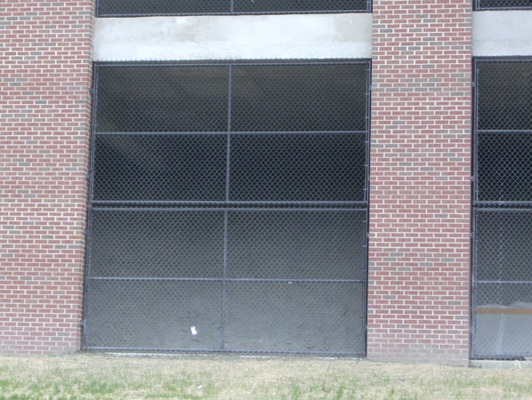 Light Wall Panels : Newport news commercial vinyl coated chain link fence