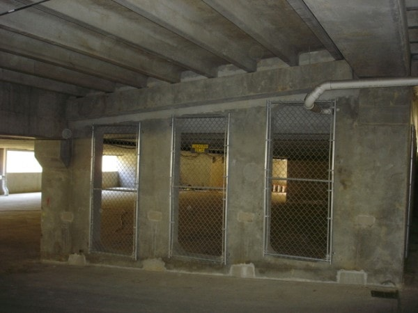 Newport News Interior Chain Link Caging Fences