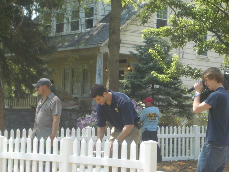 Newport News Curb Appeal Hercules Fence Virginia Va