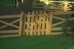 Residential Fence Hercules Fence Newport News