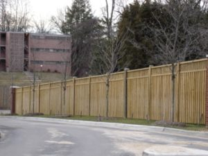 Commercial Fence Installation Hercules Fence Newport News