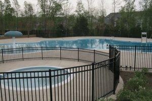 Pool Fencing Hercules Fence Newport News