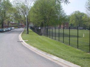 Chain-Link Fences Hercules Fence Newport News