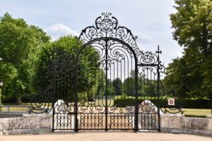 Residential Fences for Large Estates Hercules Fence Newport News