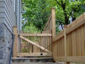 Wood Fence Customization Hercules Fence Newport News