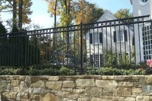 Aluminum Fence Yorktown