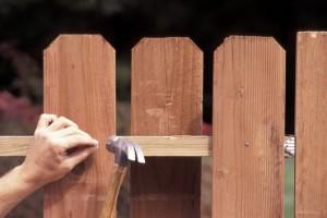 Building Permit Fence
