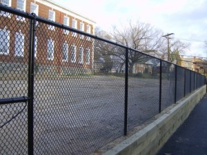 Chain Link Fence in Northern Virginia