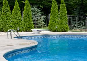 Newport News Pool Fence