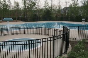Pool Fence Newport News