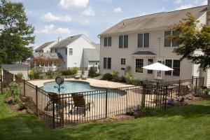 Pool Fence Yorktown Virginia