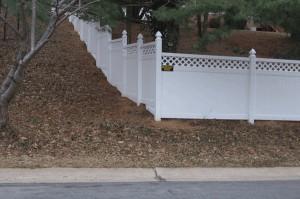 New Fence Yorktown