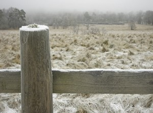 fence-construction-winter-northern-virginia