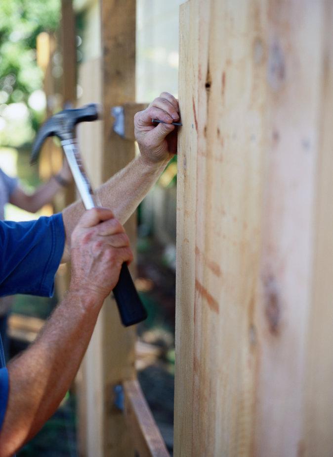 Wood Fences American Dream