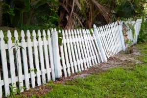 replace residential fence